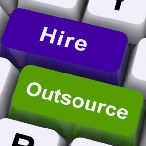 outsource vs hire