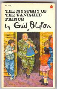 vanished prince